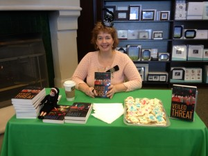 Signing at B&N Feb 9 2013